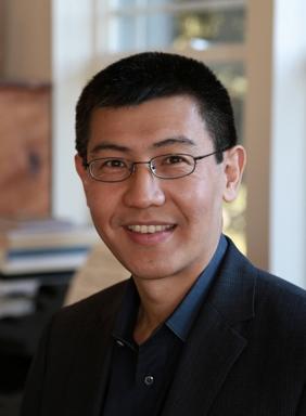 Kentaro Toyama Portrait