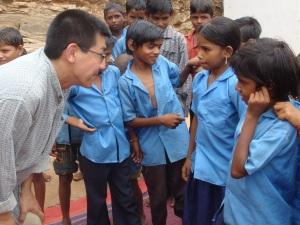 Rajasthan schoolchildren